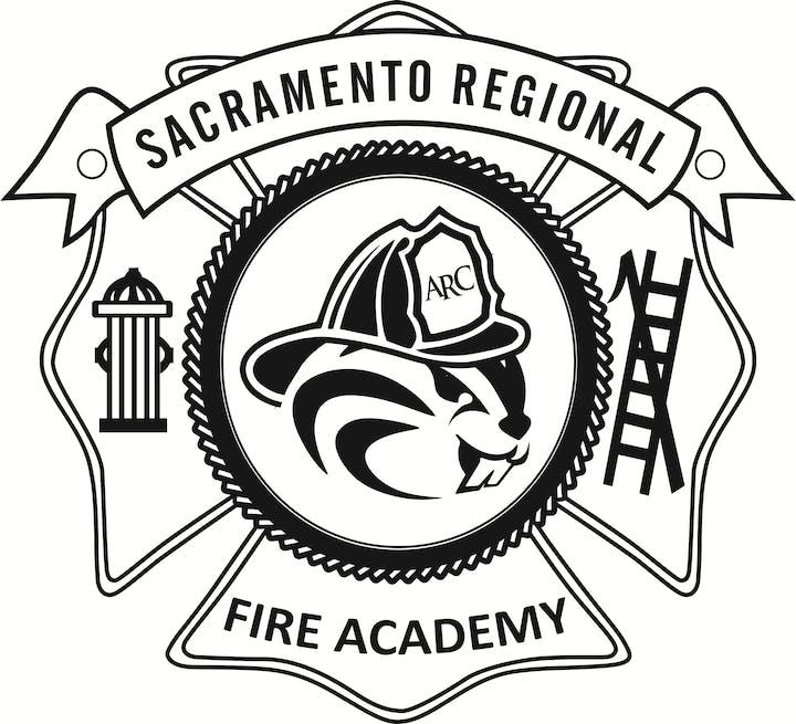 May contain: ARC Beaver logo, Sacramento Regional Fire Academy